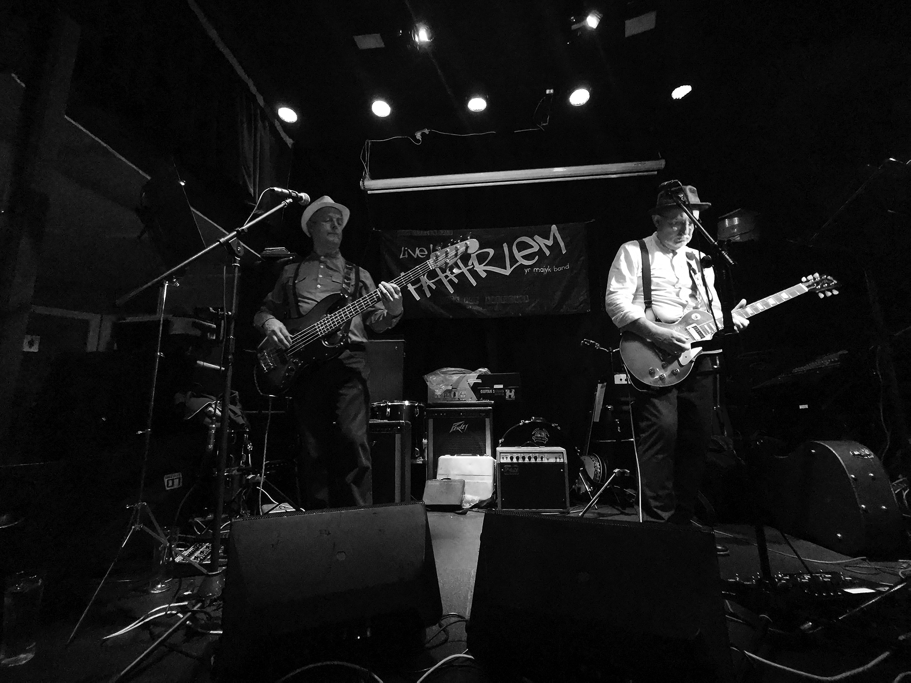 Haarlem on stage