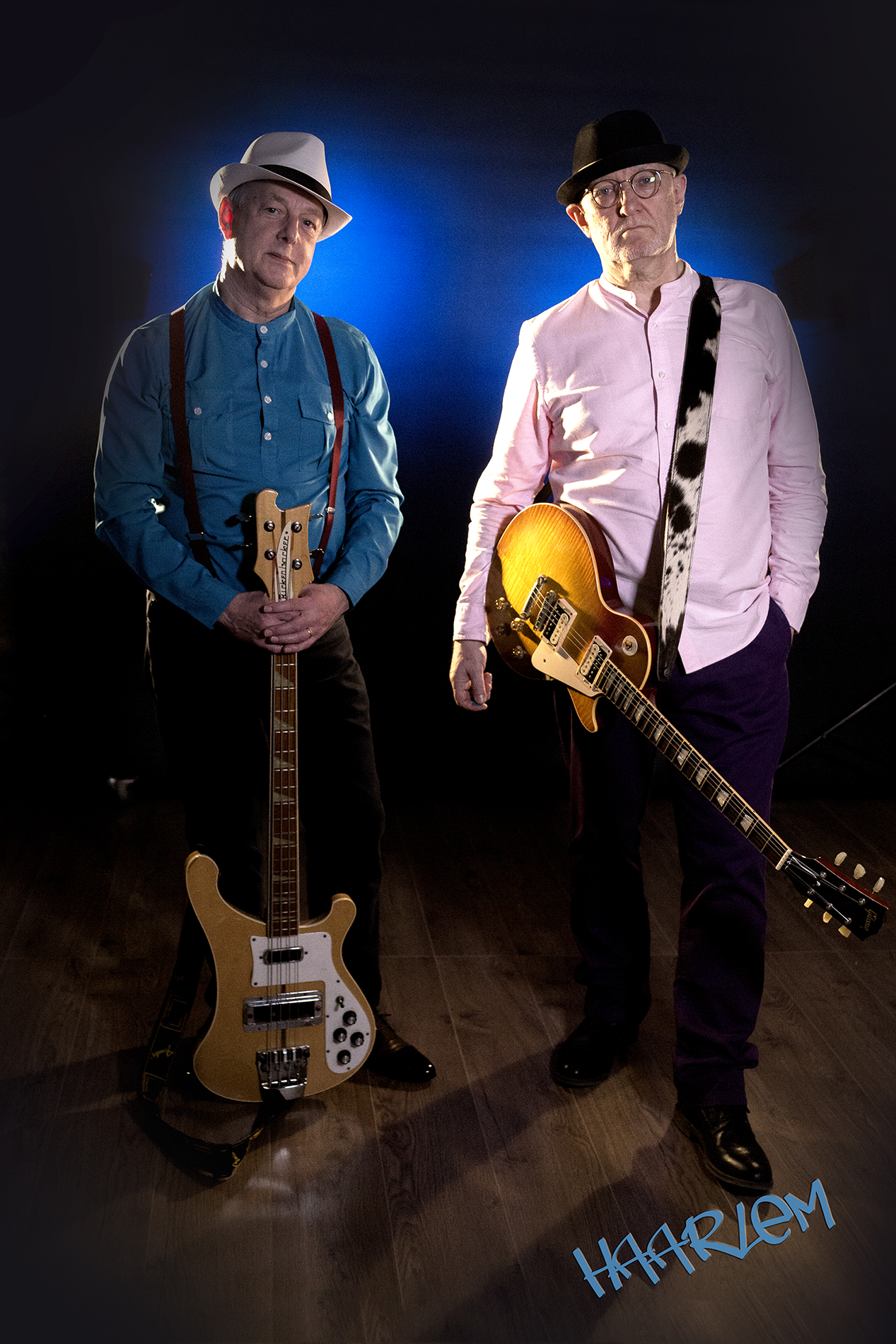 Brian & John